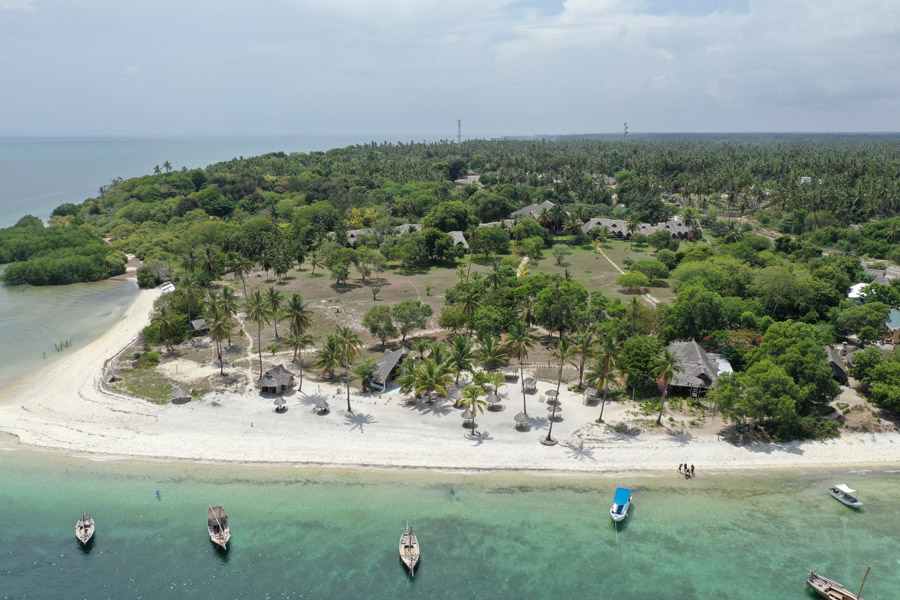 Secret Islands of Tanzania by Flightlink