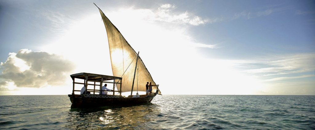 Amazing Dhow Sailing Experience