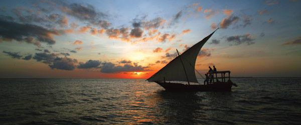 Dhow Sunset Cruise in Zanzibar