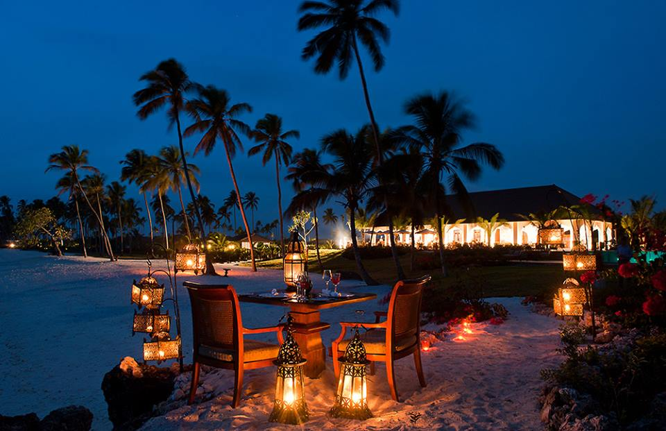 Mind-Blowing Romantic Dinner Places in Zanzibar